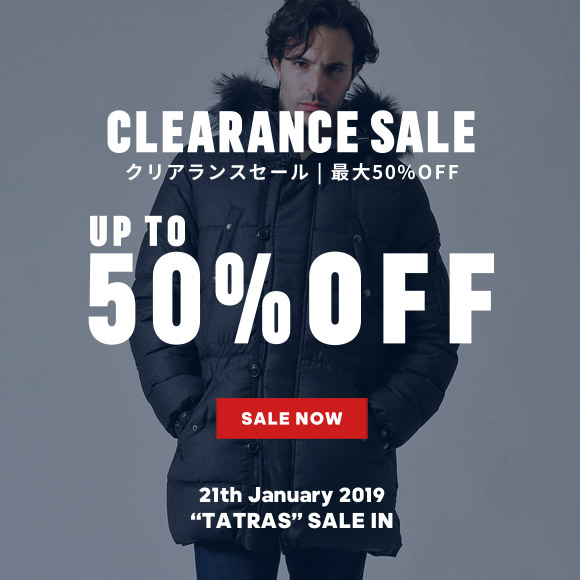 CLEARANCE SALE | クリアランスセール 通販