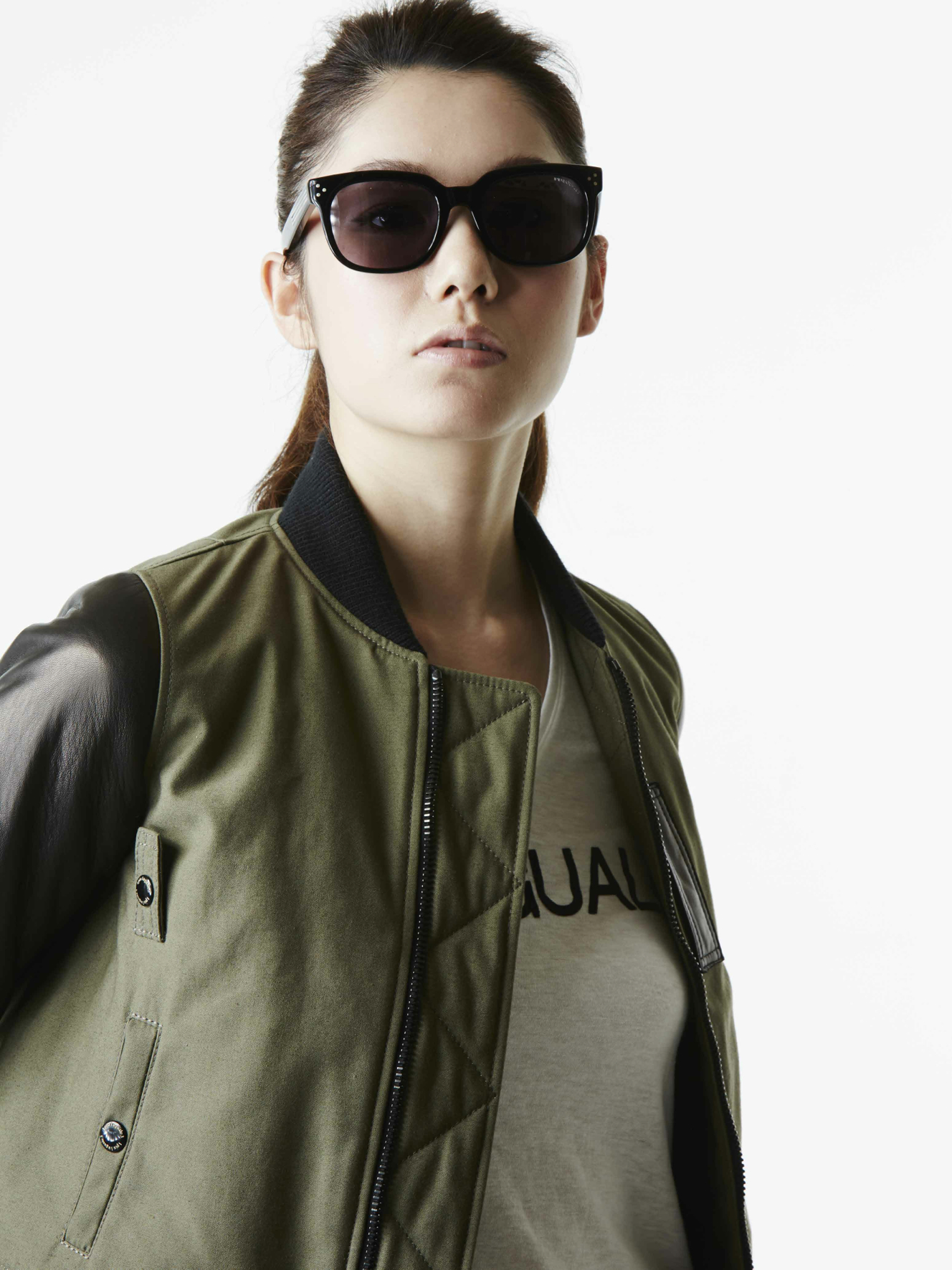 1PIU1UGUALE3 2014-15AW Collection Look.131-2