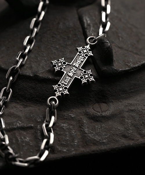 LSD UCN-001 NECKLACE SILVER