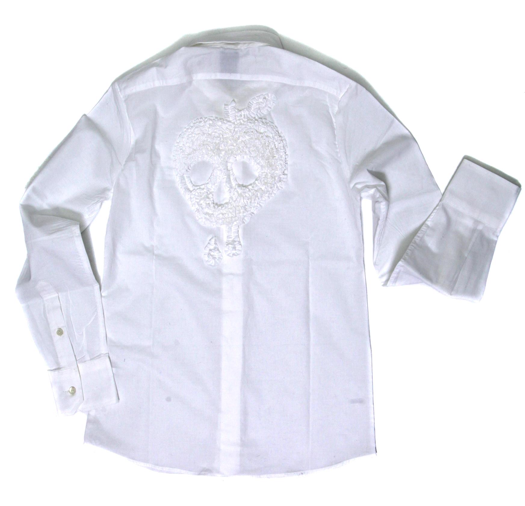 MAXSIX apple skull shirts2