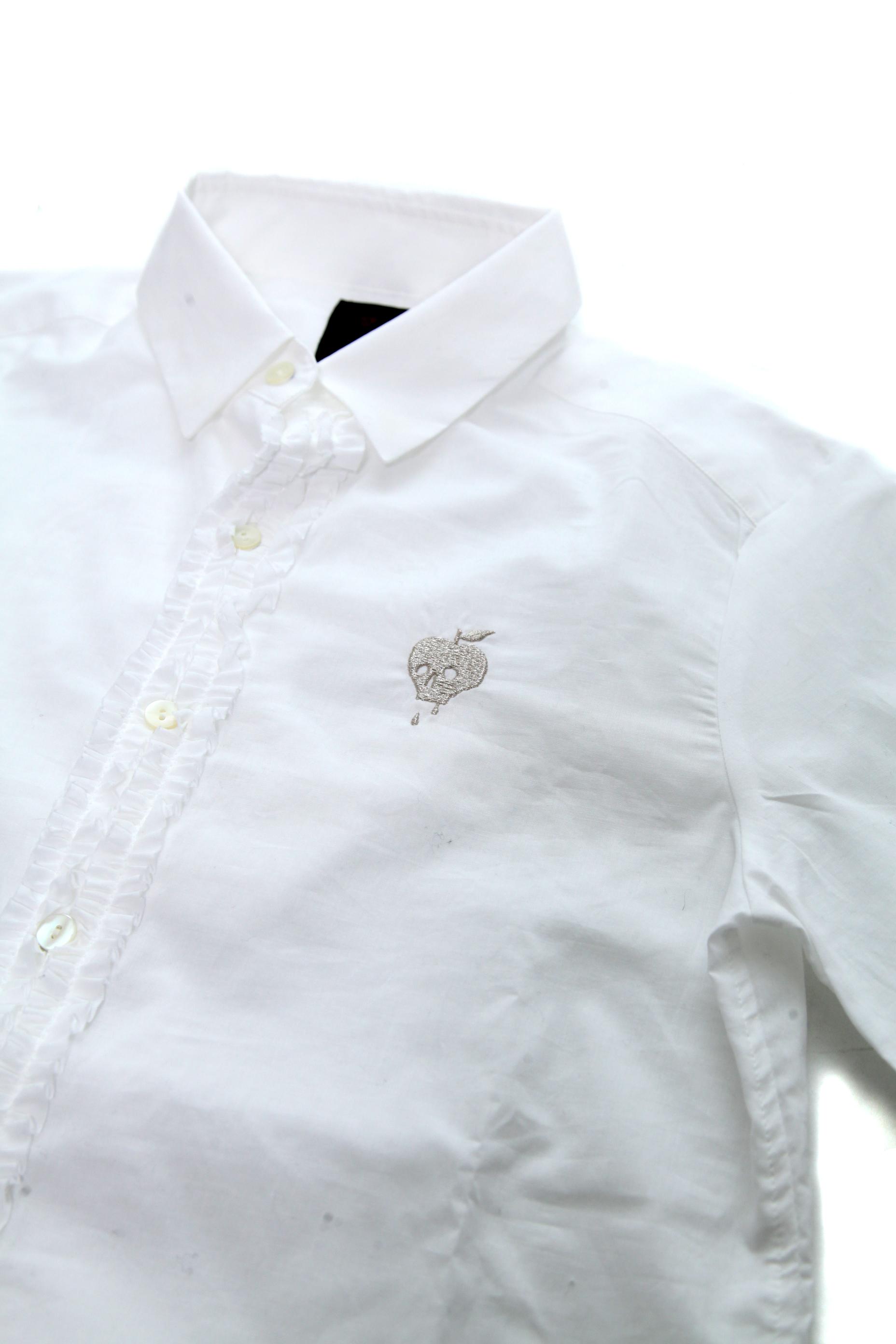 MAXSIX apple skull shirts3