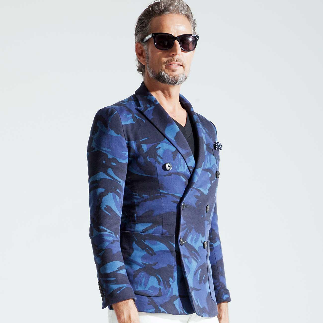 1PIU1UGUALE3 new wave jacket