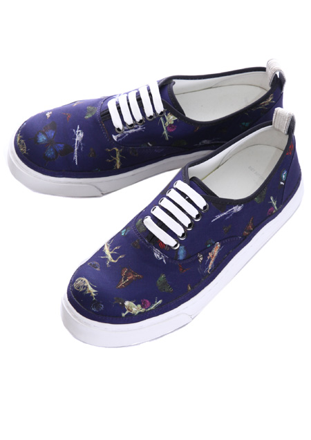 DIET BUTCHER SLIM SKIN UTOPIA SLIPON NAVY