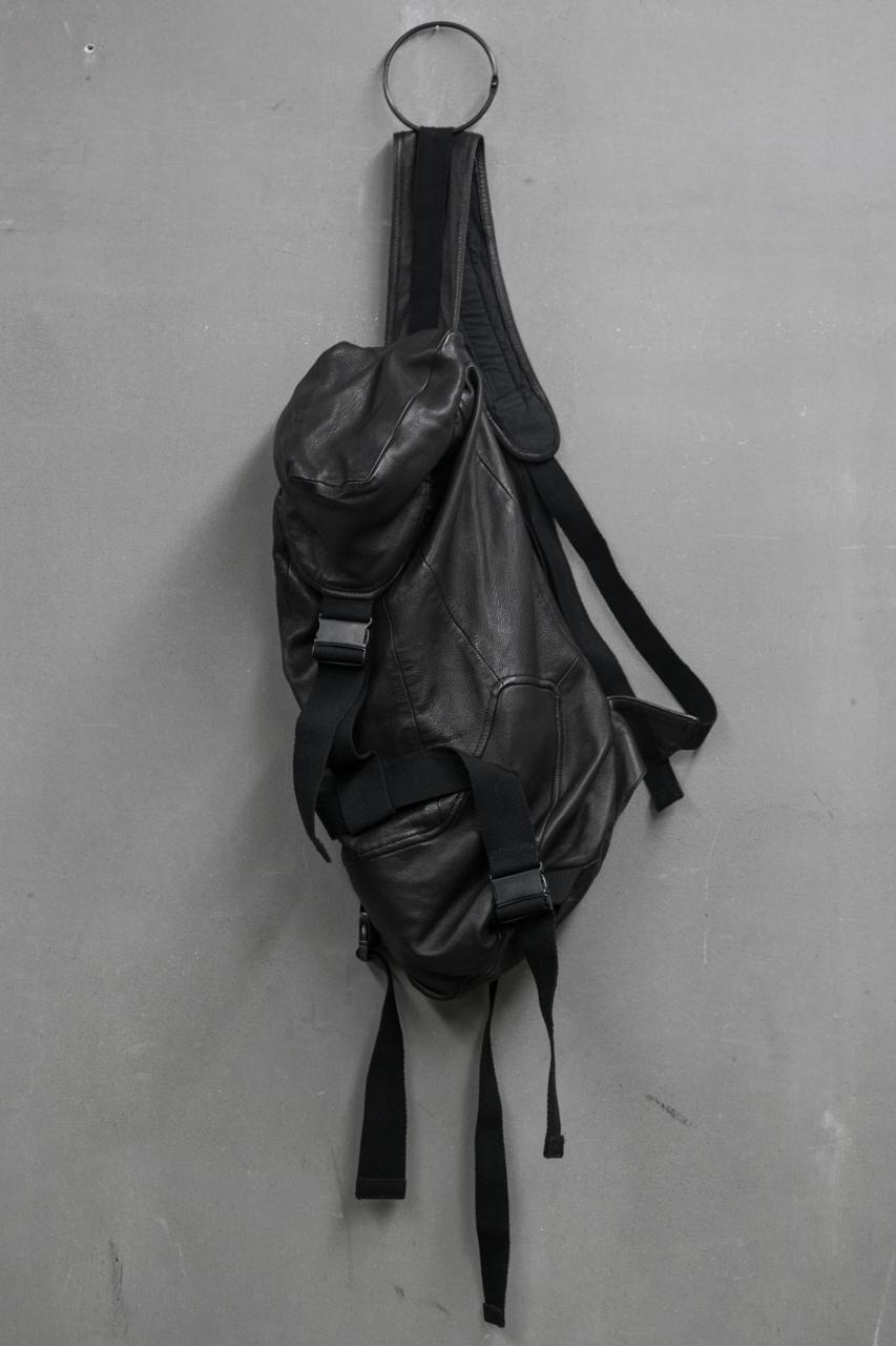 BAG FOR UNISEX フィックスドショルダーバッグ Material:LAMB SKIN 品番:527BGU1 ¥77,000(税抜)