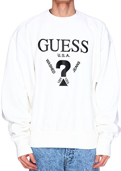 GUESS Originals LOGO SWEATER