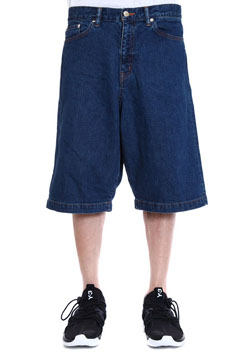 WVM 6TH LINE DENIM 10YEARS DENIM SHORTS