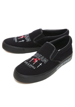 MOONAGE DEVILMENT SO-SCREAM SLIP-ON