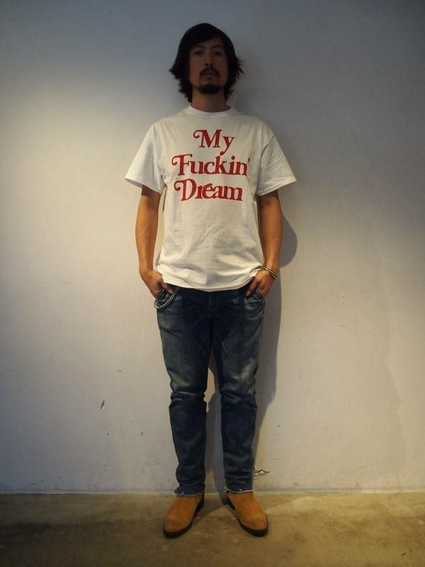 17SS-MST013 Mエム my fuckin' dream T 17SS ¥5,000(税抜)