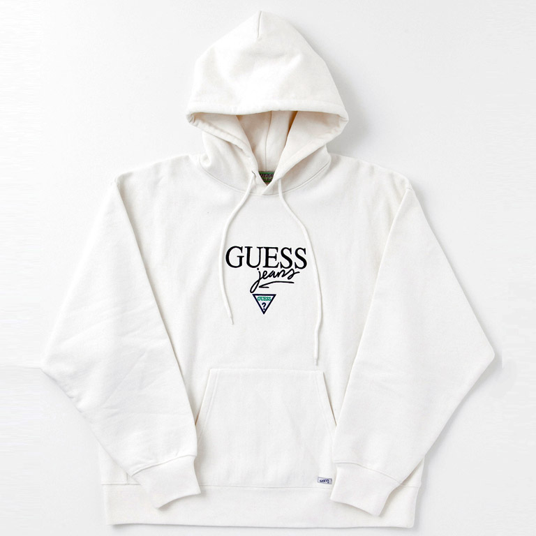 GUESS GREEN LABEL ゲス グリーンレーベル GRFW17-009 GUESS JEANS HOODIE 2017-18AW 2017-18秋冬 通販 全国発送可能