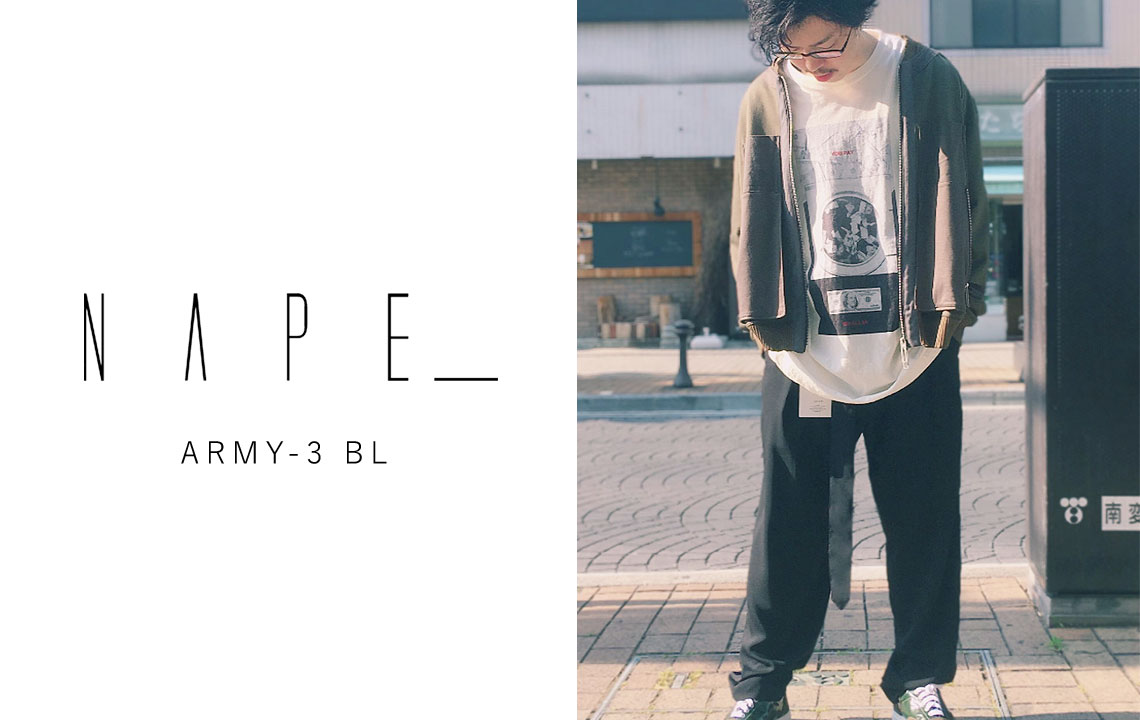 NAPE_ ARMY-3 BL