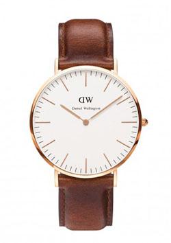 Daniel Wellington 腕時計 クラシック セントアンドルーズ 40MM
