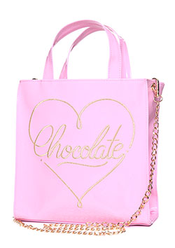 little sunny bite CHOCOLATE 2WAY SHOLDER BAG