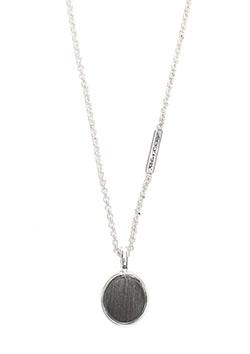 ノヴェルオーバルペンダント コーティング W/ダイヤモンド