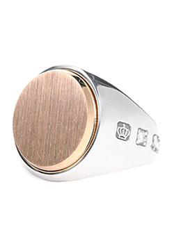 VELVET LOUNGE ノヴェルオーバルリング W/ダイヤモンド