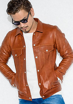 RESOUND CLOTHING DEERSKIN 3RD G