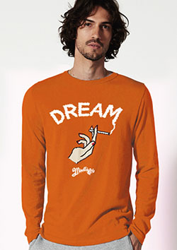 Marbles DREAM INTARSIA CREW NECK KNIT
