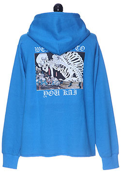 LONELY / 論理 YOU KAI HOODIE