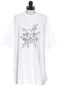 DRESS CAMP PRINT BIG Tシャツ