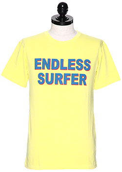 M CREW NECK T-SHIRTS (ENDLESS SURFER)