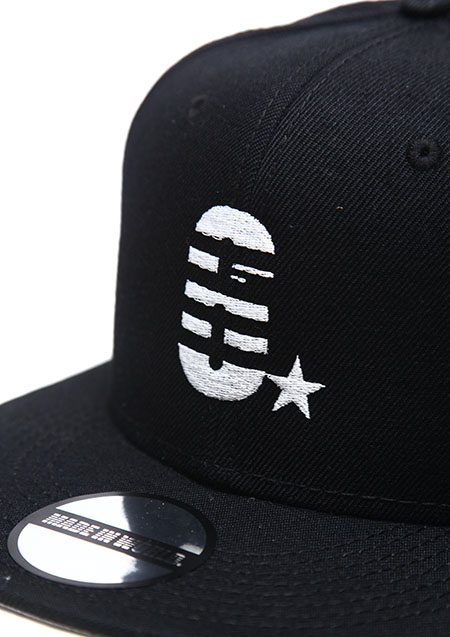 MADE IN WORLD SNAP BACK CAP(6☆)