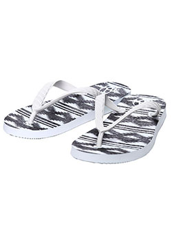 ORIGINAL ETHNIC BORDER BEACH SANDAL TSUKUMO