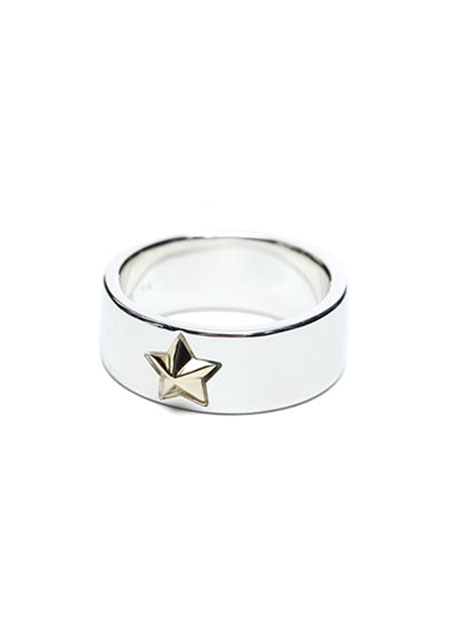 A.O.I SMALL STAR RING