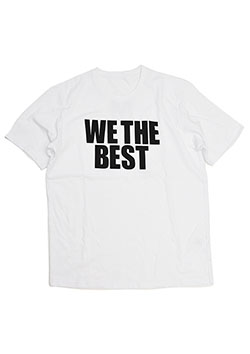M × Marbles BD JERSEY T-SHIRT #WE THE BEST