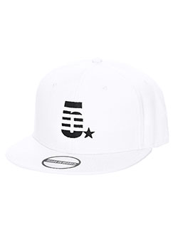 MADE IN WORLD SNAP BACK CAP(5☆)