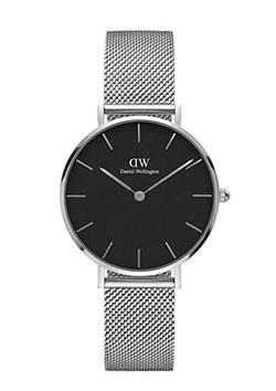 腕時計 クラシック ペティット ブラック スターリング 32mm
