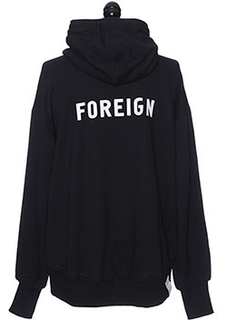 UEG FOREIGN HOODIE
