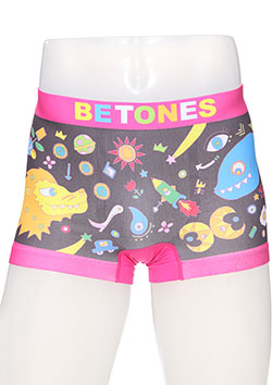 BETONES SPACE ANIMAL