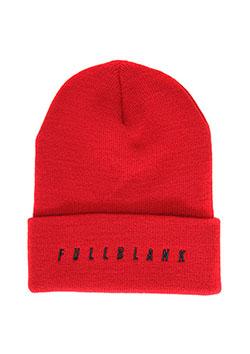 FULLBLANK KNIT CAP