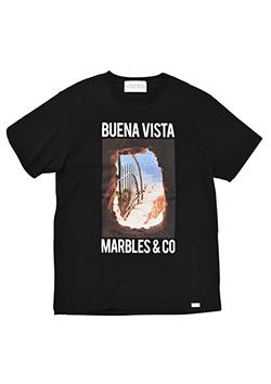Marbles x BUENA VISTA (SOMOS LA CAÑA) S/S TODAS DE MAR TEE