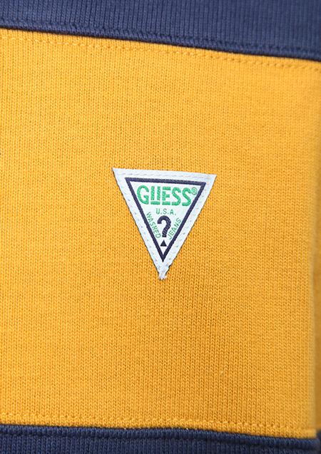 GUESS GREEN LABEL BORDER SHIRT