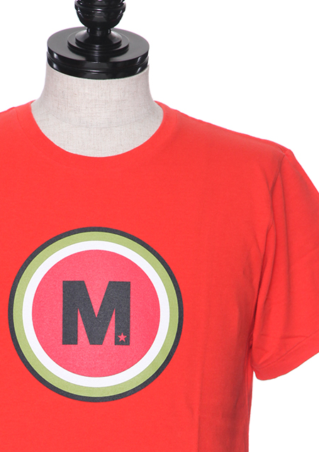 CREW NECK T-SHIRTS (LUCKY M)