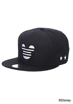 × Disney SNAP BACK CAP(MICKEY☆☆)