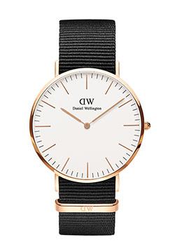 腕時計 クラシック コーンウォール 40mm