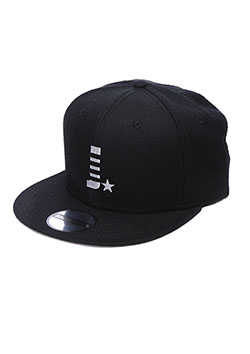 SNAP BACK CAP(J☆)