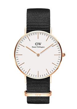 腕時計 クラシック コーンウォール 36mm