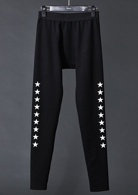 AKM × Brown Bunny LEGGINGS MIDDLE STAR