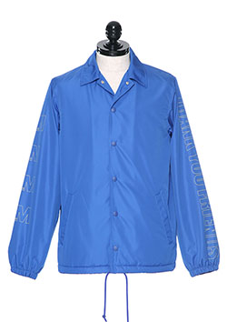 M NYLON BOA COACHES JACKET (FRAME M)