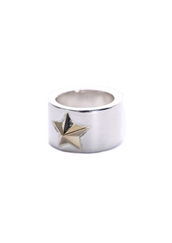 RARGE STAR RING