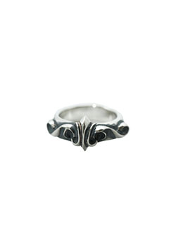 LDR-009 RING SILVER