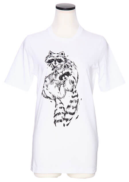 DSQUARED2 T-SHIRT WITH PRINT■