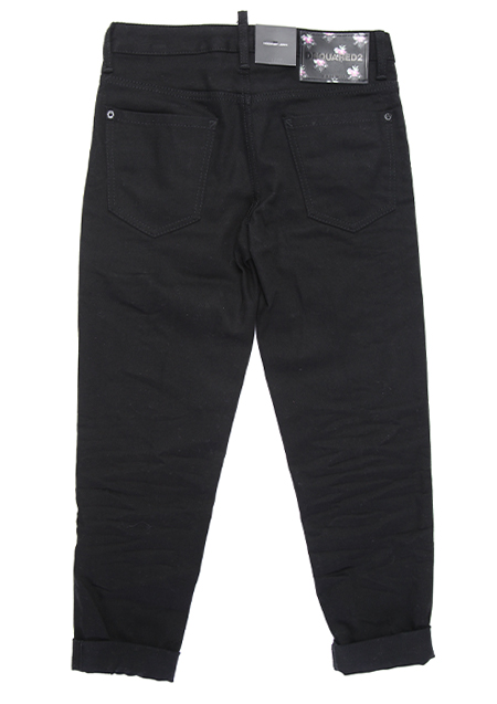 DSQUARED2 CROPPED PANTS■