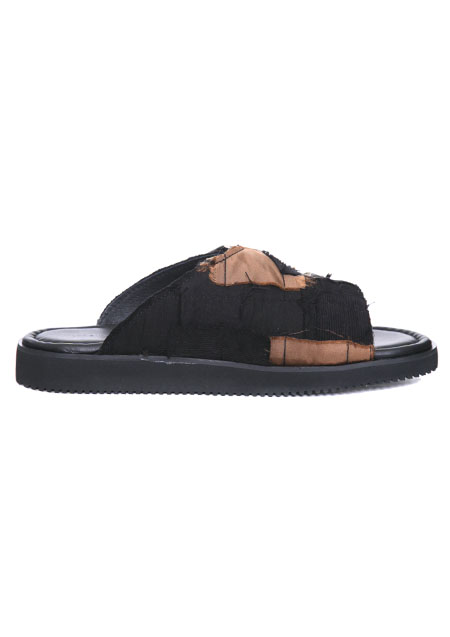 CRUST PATCH SANDALS