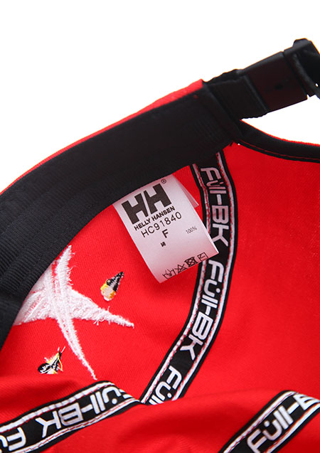 × HELLY HANSEN CAP