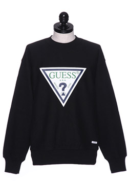 TRIANGLE LOGO SWEATER