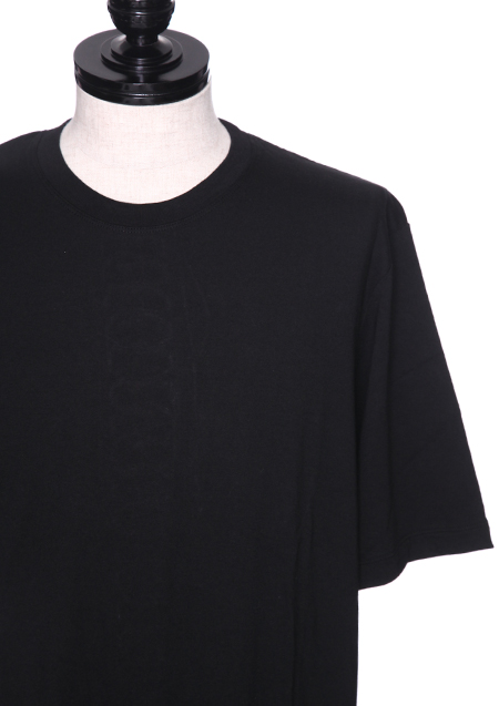 CO/MO JERSEY FASTENING T-SHIRT VER.1