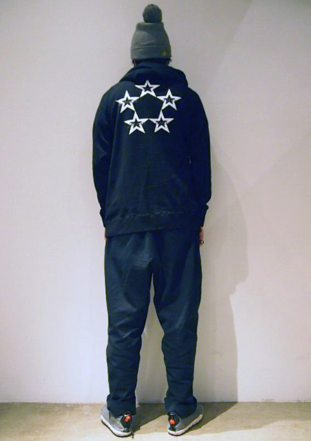 WASHED PULLOVER PARKA ( My Fuckin' Dream / 18SS )